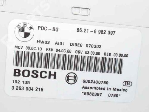 Elektronik Modul BMW 1 (E87) 120 d  6038902