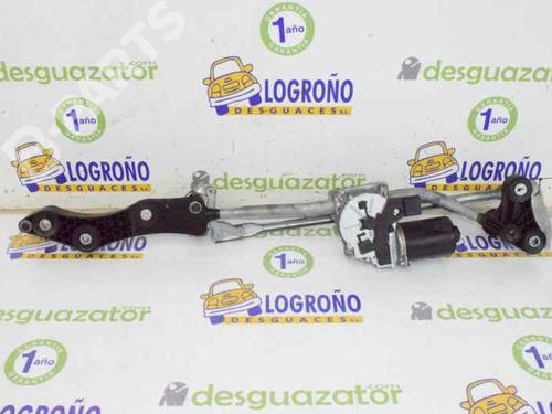 Motor limpa vidros frontal BMW 5 (E60) 520 d 61617194029 13783565