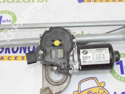 Wischermotor vorne BMW 1 (F20) 116 d 61617239510 13338872