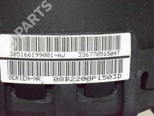 Lenkradairbag BMW 1 (E87) 118 d 3230688467233677051504T 6043298