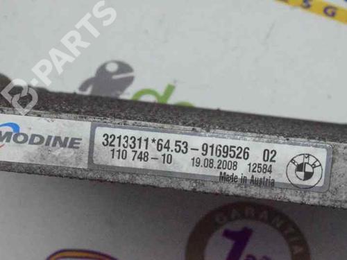 Kondensator Klimaanlage BMW 1 (E87) 118 d 6453920629664539169526 6043379