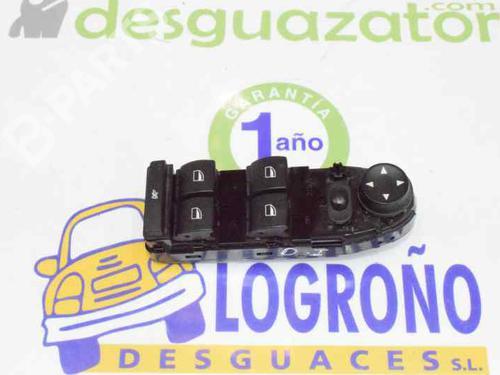 Fensterheberschalter links vorne BMW 1 (E87) 118 d 91554969155496 6043437