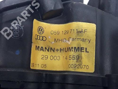 Intake Manifold AUDI A6 (4F2, C6) 3.0 TDI quattro 059129711AF 16752782
