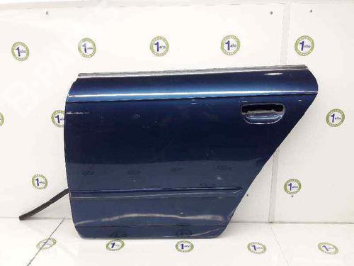 8E0833051J | 8E0833051J | COLOR AZUL, SIN ACCESORIOS, VER FOTOS | Tür links hinten A4 Avant (8ED, B7) 2.0 TDI 16V (140 hp) [2004-2008] BLB 2439511