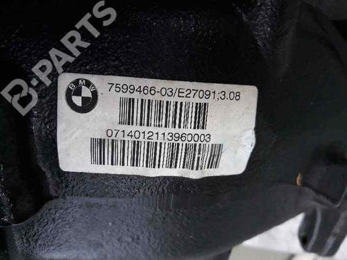 Differential hinten BMW 1 (F20) 116 d 33107599467 | 7599466 | 3,08 | 20130522