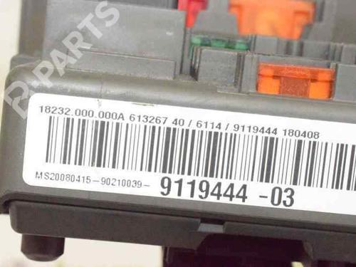 Sicherungskasten BMW 1 (E81) 120 i 61149119444 | 9119444 | 20132325