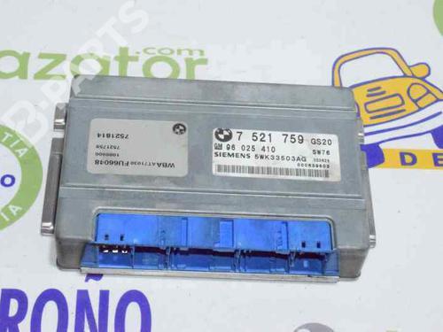 7521759 | 7521759 | 7521814 | Centralina caixa velocidades Automática 3 Compact (E46) 320 td (150 hp) [2001-2005]  1032803