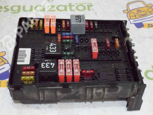 1K0937124K | Sikringsdose/Elsentral A3 (8P1) 1.9 TDI (105 hp) [2003-2010] BKC 780325