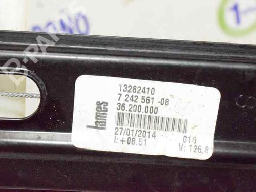 Fensterheber links vorne BMW 1 (F20) 116 d 51337281881 | 7242561 | 20130514