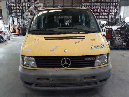 MERCEDES-BENZ VITO Van (638) 112 CDI 2.2 (638.094) (122 hp) [1999-2003] 38701212