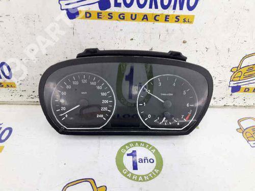 Instrumentenkombination BMW 1 (E87) 116 i (115 hp) 9187038 | 62109283793 |