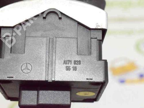 Mando elevalunas delantero izquierdo MERCEDES-BENZ SLK (R171) 200 Kompressor (171.442) A1718205510   20199569
