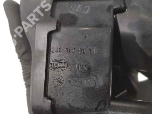 Venstre  Fortil Tågelygte AUDI A3 (8P1) 2.0 TDI 16V 8P0941699A | 24696700 | 8P0941699A | 37595589