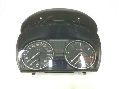 Instrumentenkombination BMW 3 (E90) 320 d (177 hp) 62109166846 | 9166846 |