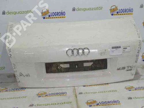 8E5827023D | BLANCO | Heckklappe A4 (8E2, B6) 2.5 TDI quattro (180 hp) [2000-2004]  1158309