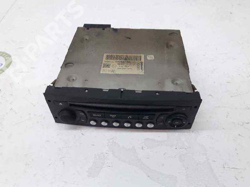 98053736XT00 | 98053736XT00 | Auto-radio EXPERT Van (VF3A_, VF3U_, VF3X_) 2.0 HDi 130 (128 hp) [2011-2021] AHZ (DW10CD) 5394120