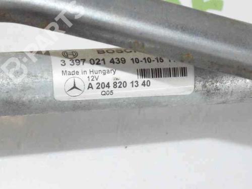 Motor limpia delantero MERCEDES-BENZ GLK-CLASS (X204) 220 CDI 4-matic (204.984) A2048201340 | 20200124