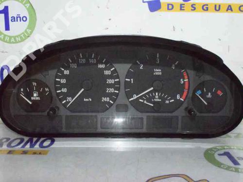 Kombinert Instrument BMW 3 Compact (E46) 320 td 62116985658 | 6915240 | 62116985646 | 20209076