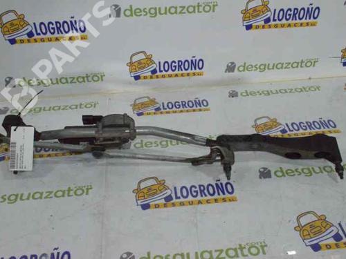 61617194029 | Motor limpa vidros frontal 5 (E60) 530 d (218 hp) [2002-2005]  1362843