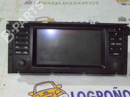 6923879 | Bilradio 5 (E39) 530 d (184 hp) [1998-2000]  1164322