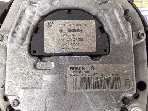 Termoventilador BMW 3 Coupe (E92) 330 d 17427801647   3137229021 BOSCH 1137328118 BOSCH   673275617139   20060346