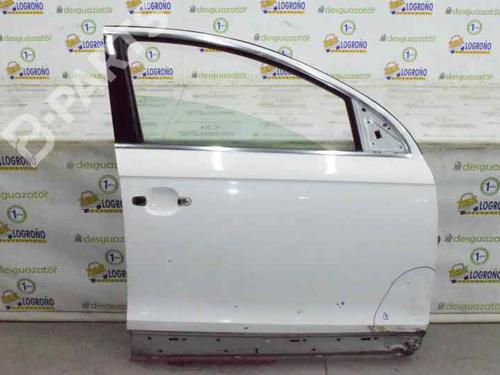 4L0831052A | BLANCO | Tür rechts vorne Q7 (4LB) 3.0 TDI quattro (233 hp) [2006-2008] BUG 1030826
