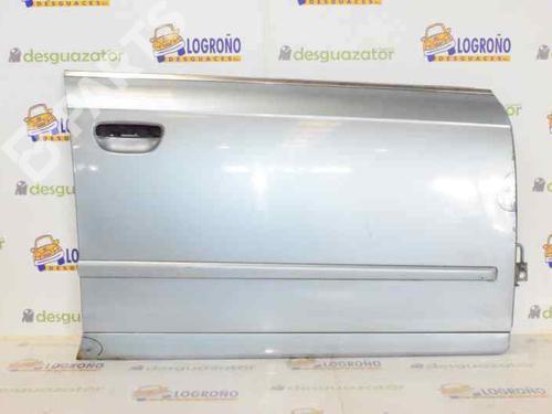 GRIS AZULADO   Porta frente direita A4 Avant (8ED, B7) 2.0 TDI 16V (140 hp) [2004-2008] BRE 782971