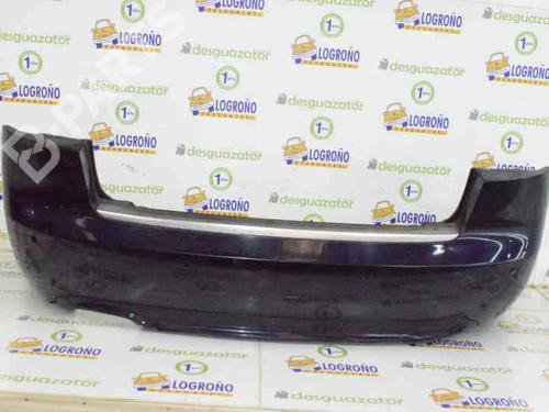 AZUL OSCURO | Stoßstange hinten A4 (8EC, B7) 2.0 TDI 16V (140 hp) [2004-2008] BRE 1100248