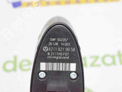 Mando elevalunas trasera derecho MERCEDES-BENZ CLS (C219) CLS 320 CDI (219.322) A2118219958 | 20196140