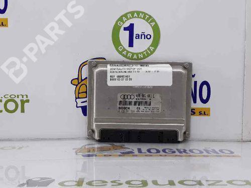 4B0907401L | BOSCH 0281001932 | D60 | Engine Control Unit (ECU) A6 (4B2, C5) 2.5 TDI (150 hp) [1997-2005]  1159409
