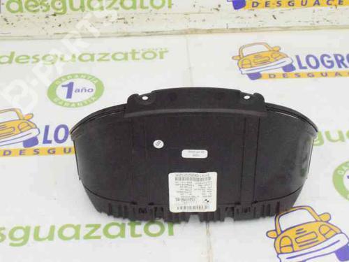 Instrumentenkombination BMW 1 (E87) 118 d 62109283802 | 9166822 | 20131824