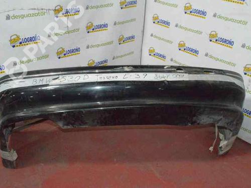 51128159367   NEGRO   4 PUERTAS   Pára-choques traseiro 5 (E39) 525 tds (143 hp) [1996-2003]  1168432