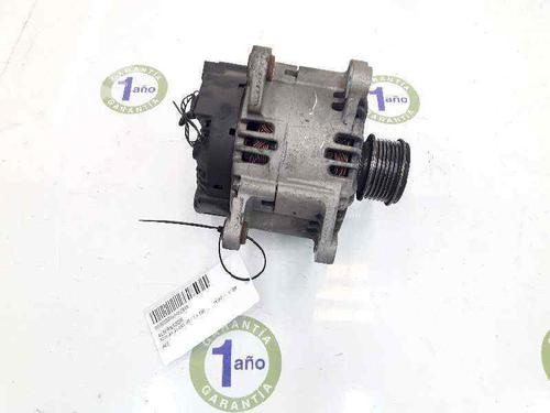 06F903023H | 06F903023F | VALEO | Alternator A4 Avant (8ED, B7) 2.0 TDI (140 hp) [2004-2008]  3434649