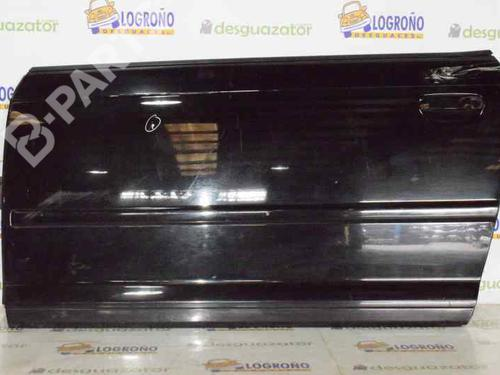 NEGRO | Porte avant gauche A3 (8P1) 1.9 TDI (105 hp) [2003-2010] BKC 780341