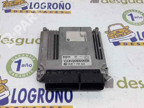 13617800131 | 7794626 | 0281011414 | Steuergerät Motor X5 (E53) 3.0 d (218 hp) [2003-2006] M57 D30 (306D2) 3359579