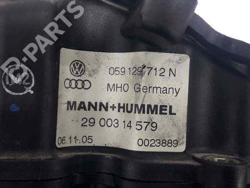 Intake Manifold AUDI A6 (4F2, C6) 3.0 TDI quattro 059129712N | 19588185