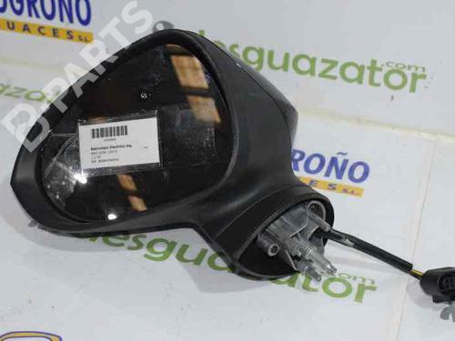 NEGRO   5 PINES   Rétroviseur gauche LEON (5F1) 1.6 TDI (90 hp) [2012-2021]  2973075