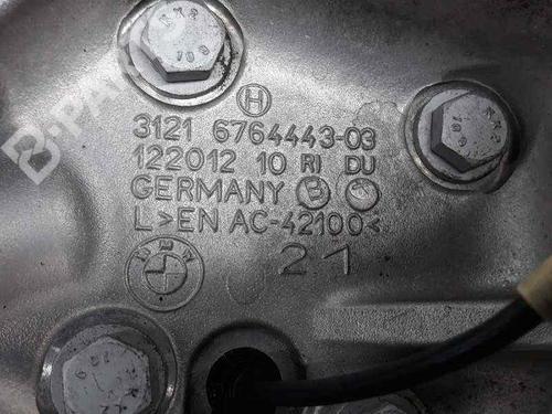 Manga de eixo frente esquerda BMW 3 Coupe (E92) 330 d 31216764443 | 31216793923 | EL CONECTOR ESTÁ ROTO | 20060403