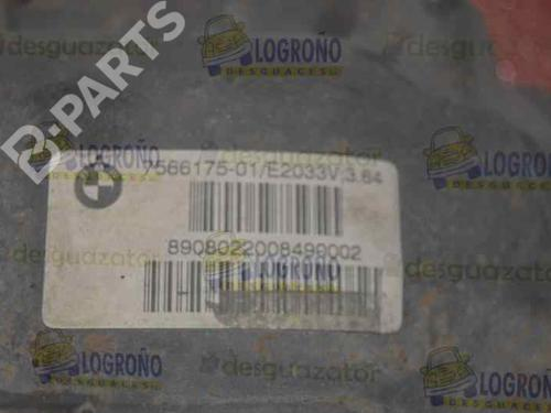Differensial bakvogn BMW 3 (E90) 330 i 33107566176 | 3.64 | 33107566175 | 19870602