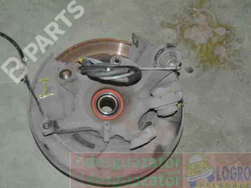 110931 | Achsschenkel links hinten 1 (E87) 120 d (150 hp) [2004-2007] M47 D20 (204D4) 760707
