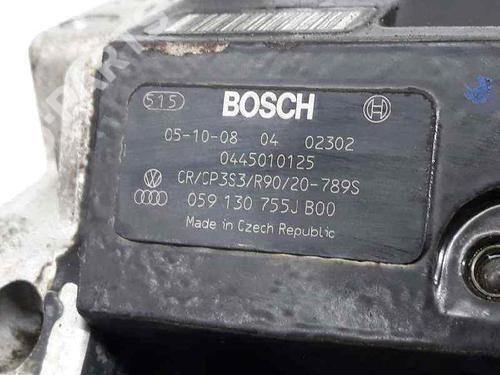Injection Pump 059130755J   - / BOSCH 0445010125   AUDI, A6 (4F2, C6) 3.0 TDI quattro(4 doors) (225hp) BMK, 2004-2005-2006 19588165