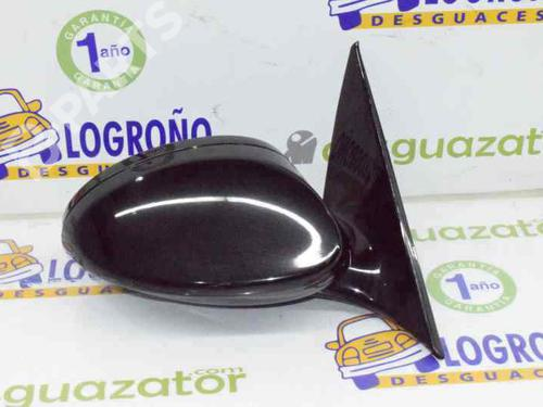 51167176186 | NEGRO / 5 PINES | Retrovisor direito 3 Coupe (E92) 320 d (177 hp) [2006-2010] N47 D20 A 783750