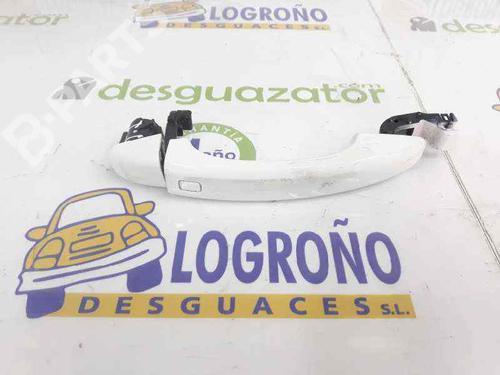 Poignée extérieure arrière gauche AUDI Q5 (8RB) 3.0 TDI quattro 8T0837205A | 8K0839879 | COLOR BLANCO, VER FOTOS | 20043760