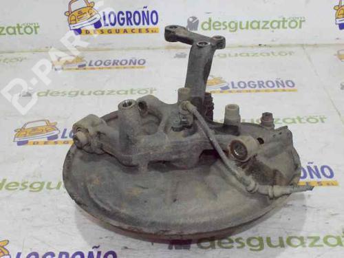 Venstre hjullagerhus spindel A3 (8P1) 1.9 TDI (105 hp) [2003-2010] BKC 780334