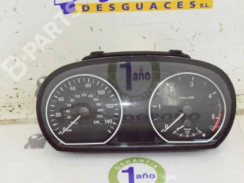 Instrumentenkombination BMW 1 (E87) 118 d 62109283802 | 9166822 | 20131822