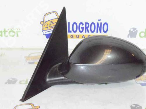 GRIS OSCURO | 5 PINES | Ryggespeil venstre 1 (E87) 118 d (122 hp) [2004-2007] M47 D20 (204D4) 755490