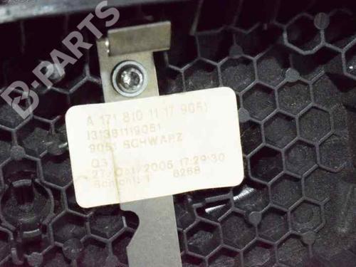 Espejo interior MERCEDES-BENZ SLK (R171) 200 Kompressor (171.442) A1718101117 | 20199591