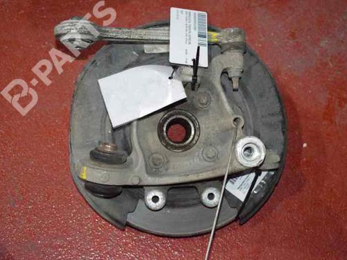 Højre hjullejehus spindel 5 (E39) 525 tds (143 hp) [1996-2003]  1169124