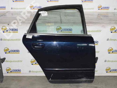 AZUL OSCURO | Tür rechts hinten A4 (8E2, B6) 1.9 TDI (130 hp) [2000-2004]  1158765