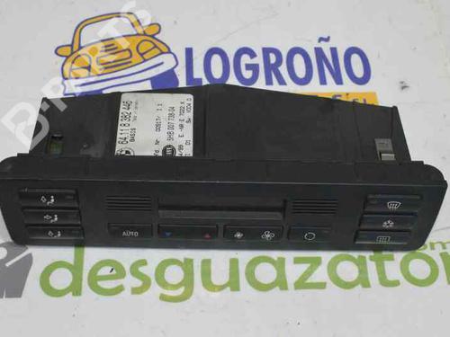 64118382446 | AC Styreenhet / Manøvreringsenhet 3 (E46) 320 d (150 hp) [2001-2005]  775624